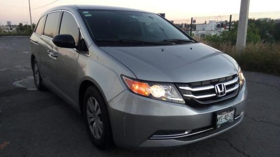 Honda Odyssey Minivan 5p Lx V6/3.5 Aut
