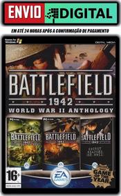 Battlefield 1942 World War Ii Anthology - Pc - Envio Digital