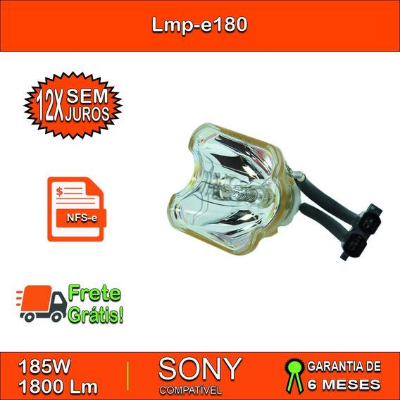Lâmpada Lmp-e180 P/ Sony - Cs7 Vpl-ds100 Vpl-es1 Ds1000