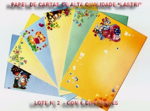 Envelopes Luxuosos Da Lastri - ( 3 De Cada) Lote 002