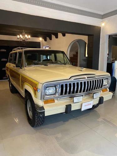 Jeep Wagoneer Doble Tracción