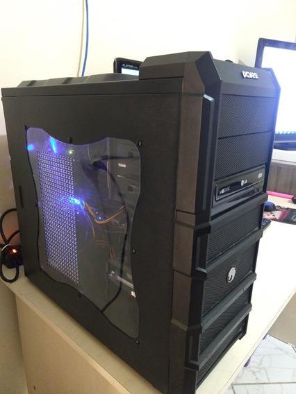 Computador I7 Com 8gb De Memória, Ssd 128mb + Hd 1tb