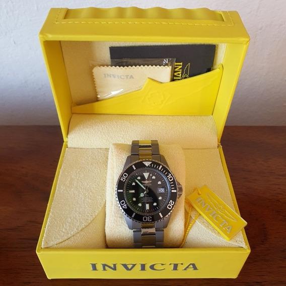 Invicta Pro Diver Titanium 46 Mm