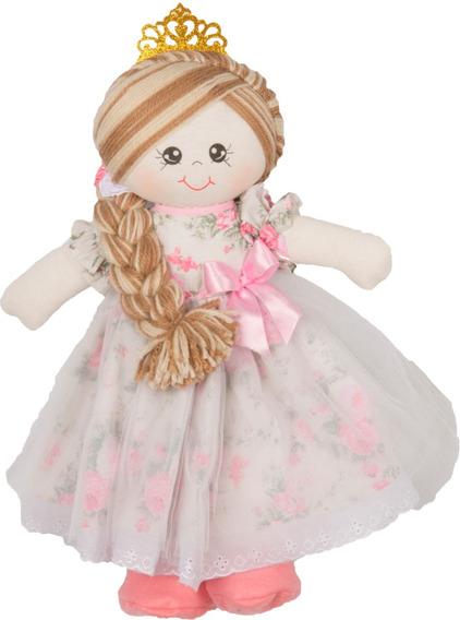 Boneca Princesa Helena Tamanho G