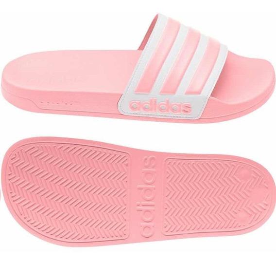 Sandalias adidas Adilette Shower Rosa Dama Original Ven