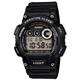 Relógio Casio Masculino W-735h-1avdf Original C/ Nota