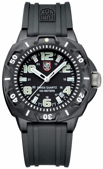 Relógio Luminox Sentry Carbon 0201.sl Swiss Made