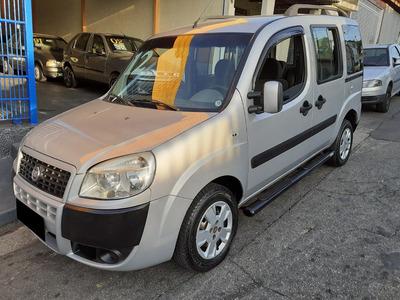 Fiat Doblo 6/7 Lugares 2012 Essence 1.8 Flex - Completa