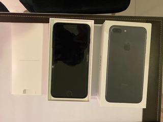 iPhone 7 Plus - S/ Marcas Com Caixa/cabo/carregador Original