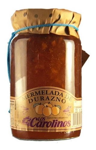 Mermelada De Durazno X 484 Pack 3 Uni - Los Carolinos