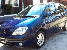 Renault Scénic Ii 1.9 Rxe Privilege I Diesel Meriva Picasso