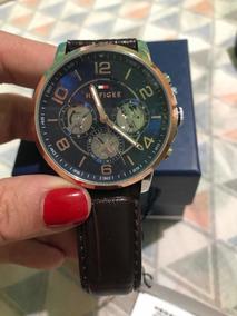 Relógio Tommy Hilfiger Original Novo Na Caixa