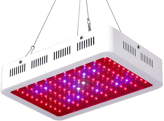 Painel Led Grow 1000w Cultivo Planta Indoor Ir Uv Refletor