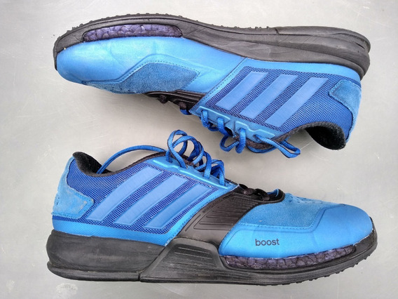 Tênis adidas Crazytrain Boost Azul Us 10.5 Crossfit Funcion