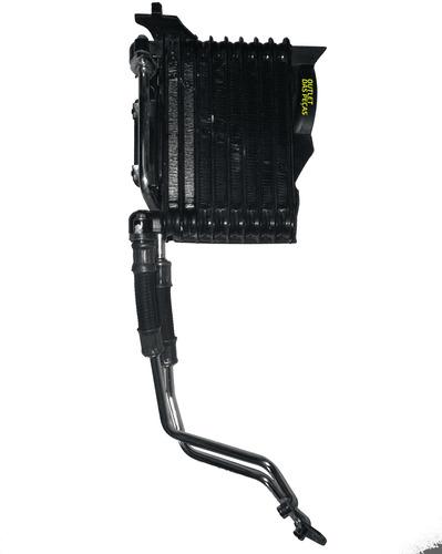 Imagem 1 de 7 de Radiador De Óleo Moto Honda Xre 300 Completo Original