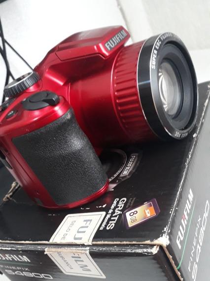 Câmera Semi Profissional Fujigilm S4800