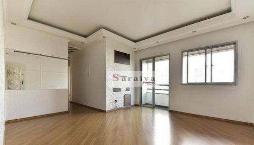 Imagem 1 de 30 de Apartamento Com 3 Dormitórios À Venda, 78 M² Por R$ 380.000,00 - Planalto - São Bernardo Do Campo/sp - Ap3602