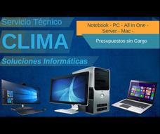 Servicio Tecnico Compu Pc Notebook Netbook Server Bariloche