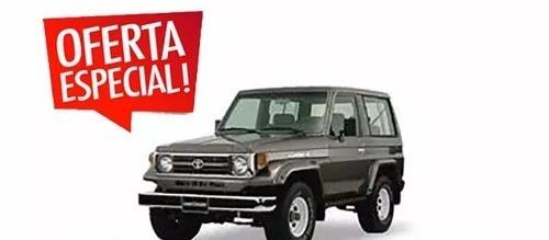 Manual De Reparacion Motor 1hz 4.5 4500 Toyota Fj70 Machito
