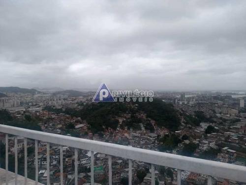 Cobertura À Venda, 3 Quartos, 1 Suíte, 1 Vaga, Santa Teresa - Rio De Janeiro/rj - 21608