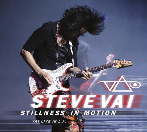 Cd Steve Vai Stillness In Motion Steve Vai
