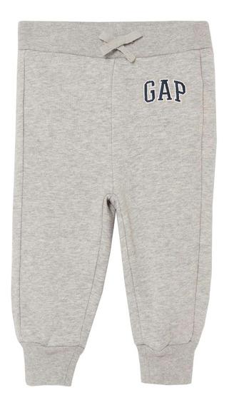 Ropa Deportiva Bebé Pants Cintura Elástica Logo Polar Gap