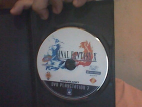 Jogo Final Fantasy X Playstation 2