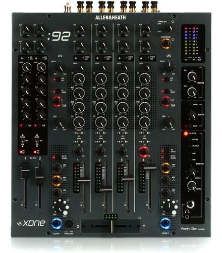 Imagen 1 de 1 de Allen & Heath Xone92 Analogue Dj Mixer With 4 Band Eq And Mu