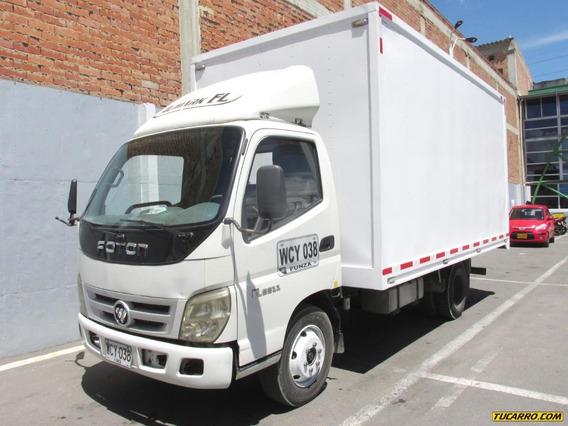 Foton Aumark Bj1043 Camión Furgón