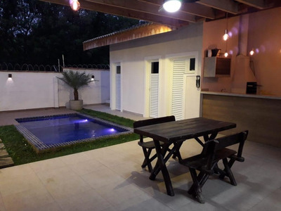 Casa Em Condomínio Aldeia De España, Itu/sp De 174m² 3 Quartos À Venda Por R$ 780.000,00 - Ca231329