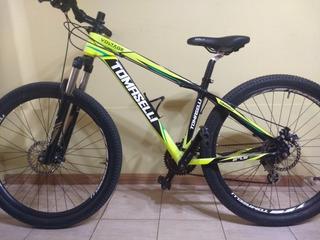 Bicicleta Tomaselli Voltage