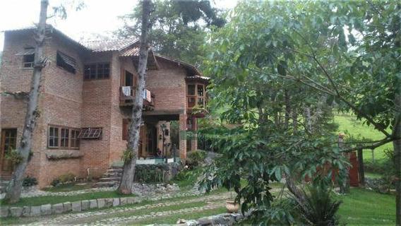 Chácara Com 2 Dormitórios À Venda, 2500 M² Por R$ 954.000,00 - Santa Cruz - Santo Antônio Do Pinhal/sp - Ch0287
