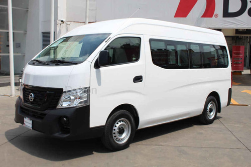 Imagen 1 de 15 de Nissan Urvan 2021 4 Cilindros
