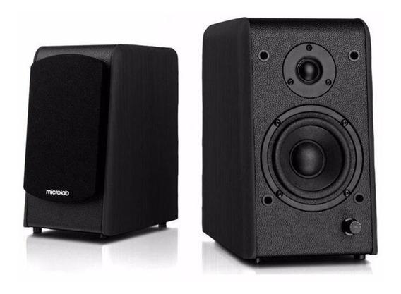 Caixa De Som Monitor De Audio Microlab B77bt C/nfe Original
