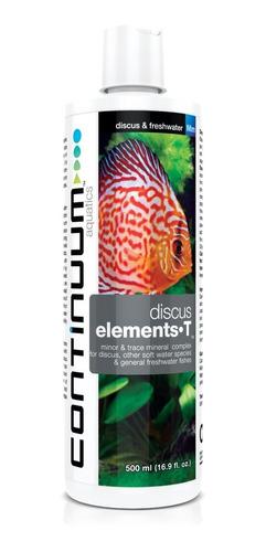 Acondicionador Acuario - Discus Elements T 500ml - Vitaminas