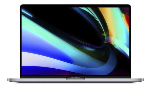 Imagen 1 de 6 de Apple Macbook Pro (16 pulgadas, Intel Core i9, 1 TB de SSD, 16 GB de RAM, AMD Radeon Pro 5500M) - Gris espacial