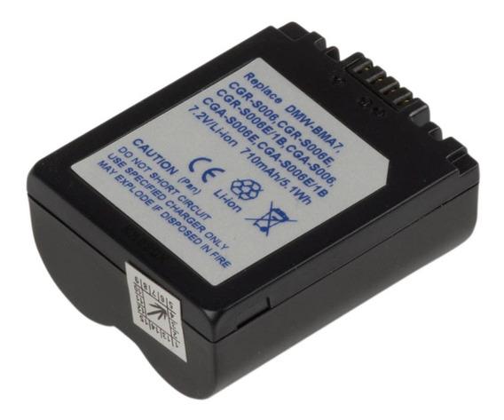 Bateria Para Camera Panasonic De-a43-erro