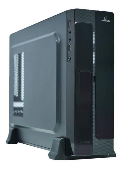 Computador Sff Concórdia Core I5 Memória 8gb Ssd 480gb