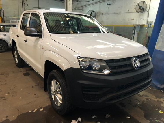 Volkswagen Amarok 20 Tdi Trendline 4x2 2020 0km Manual Vw 17