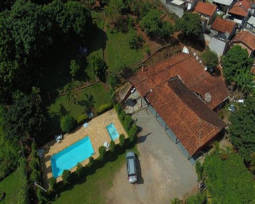 Chácara Para Venda No Centro Em Piracaia - Ch00009 - 67626388