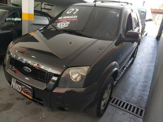 Ford Ecosport Xls 1.6 2007 Flex - Completa