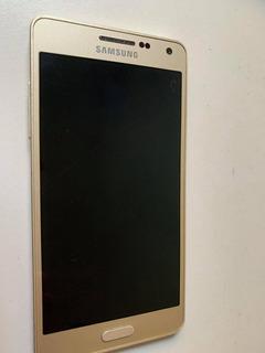 Celular Samsung Galaxy A5 16g Dourado
