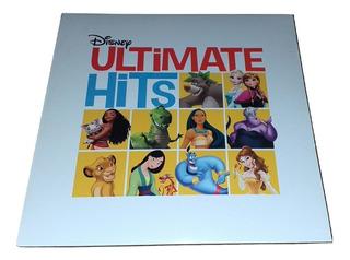 Disney - Ultimate Hits (vinilo, Lp, Vinyl, Vinil))