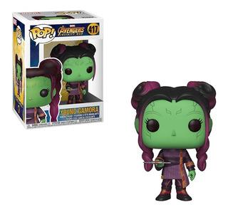 Funko Pop Young Gamora #417 Avengers Infinity War Original