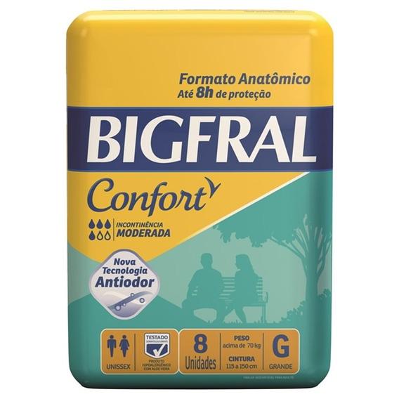 Lote C/ 5 Bigfral Con Fr G 8un