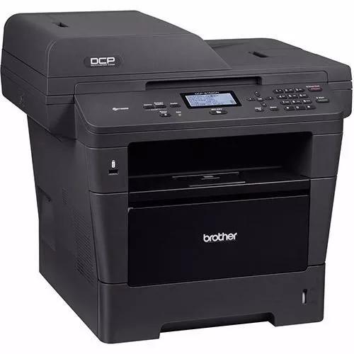 Multifuncional Impressora Brother Dcp 8152dn Em 12x S/ Juros