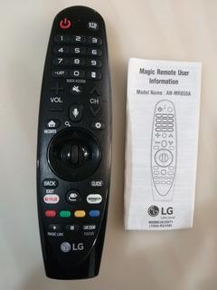 Control Remoto Magic Lg An-mr650a 100% Original Netflix
