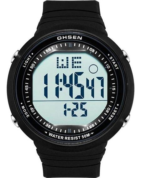 Relógio Masculino Ohsen Original Com Garantia E Nota Fiscal