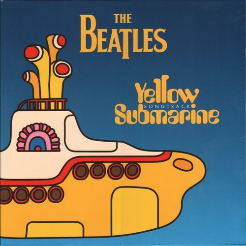 The Beatles - Yellow Submarine Songtrack (vinilo Nuevo)