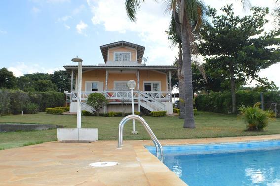 Casa Residencial Em Bragança Paulista - Sp - Ca0571